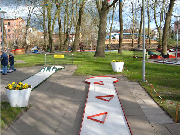 Minigolfanlage Bad Oldesloe