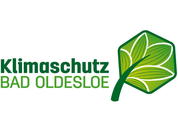 Logo Klimaschutz in Bad Oldesloe